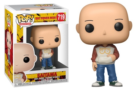 Ultimate Funko Pop One Punch Man Figures Gallery and Checklist 5