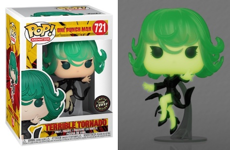 Ultimate Funko Pop One Punch Man Figures Gallery and Checklist 9