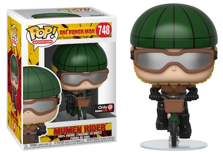 Ultimate Funko Pop One Punch Man Figures Gallery and Checklist 10