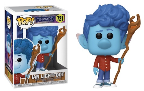 Funko Pop Onward Vinyl Figures 1