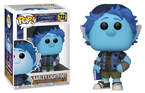 Funko Pop Onward Vinyl Figures 2