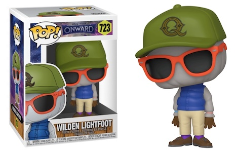 Funko Pop Onward Vinyl Figures 3