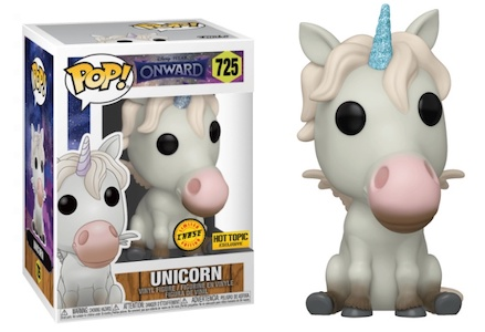 Funko Pop Onward Vinyl Figures 6