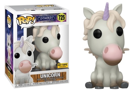 Funko Pop Onward Vinyl Figures 5