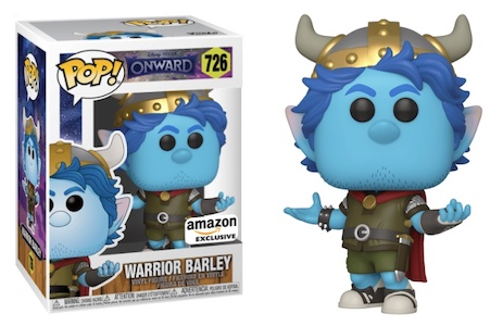 Funko Pop Onward Vinyl Figures 7