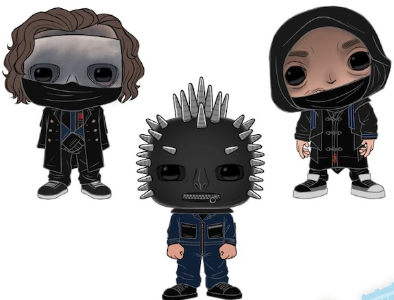 Ultimate Funko Pop Rocks Figures Checklist and Gallery 206