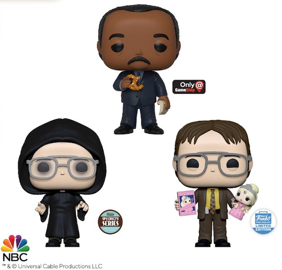 Ultimate Funko Pop The Office Figures Gallery and Checklist 24