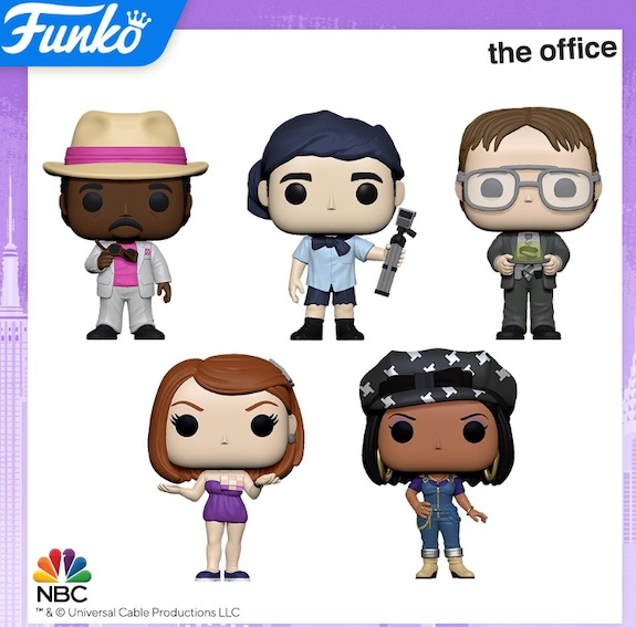 Ultimate Funko Pop The Office Figures Gallery and Checklist 23