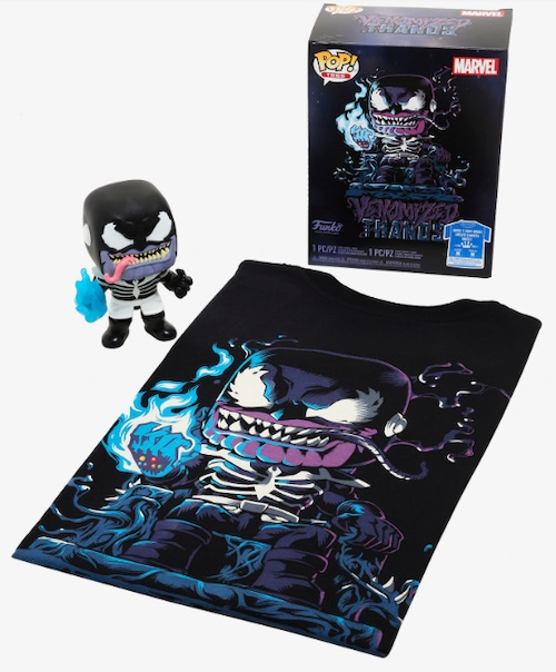 Ultimate Funko Pop Venom Figures Gallery and Checklist 32