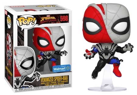 Ultimate Funko Pop Spider-Man Figures Checklist and Gallery 69