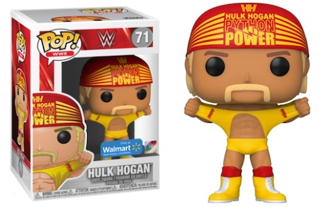 Ultimate Funko Pop WWE Wrestling Figures Checklist and Gallery 100