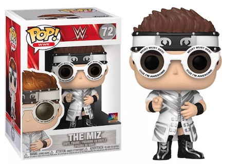 Ultimate Funko Pop WWE Wrestling Figures Checklist and Gallery 101
