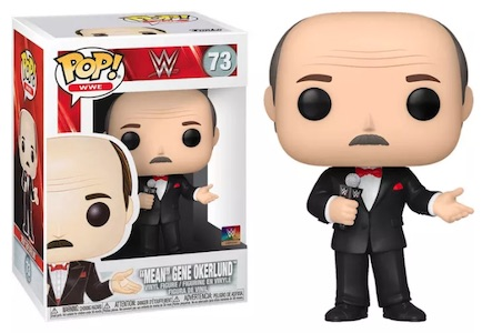Ultimate Funko Pop WWE Wrestling Figures Checklist and Gallery 102