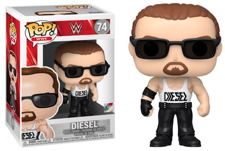 Ultimate Funko Pop WWE Wrestling Figures Checklist and Gallery 103