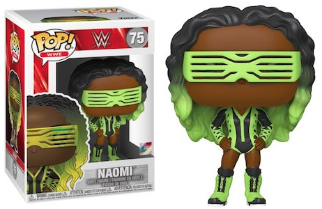 Ultimate Funko Pop WWE Wrestling Figures Checklist and Gallery 105
