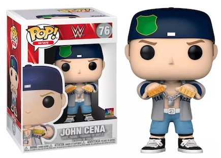 Ultimate Funko Pop WWE Wrestling Figures Checklist and Gallery 107