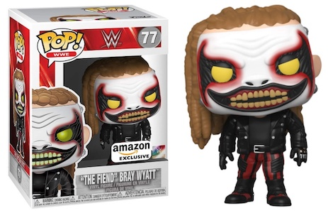 Ultimate Funko Pop WWE Wrestling Figures Checklist and Gallery 108