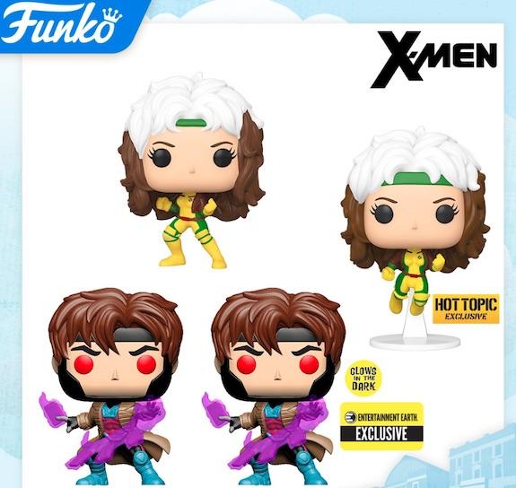 Ultimate Funko Pop X-Men Figures Checklist and Gallery 65