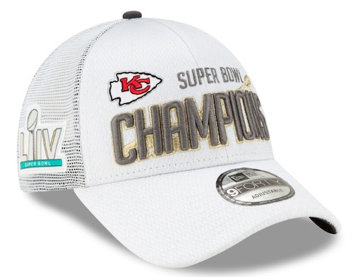 Kansas City Chiefs Super Bowl Champions Memorabilia Guide 2