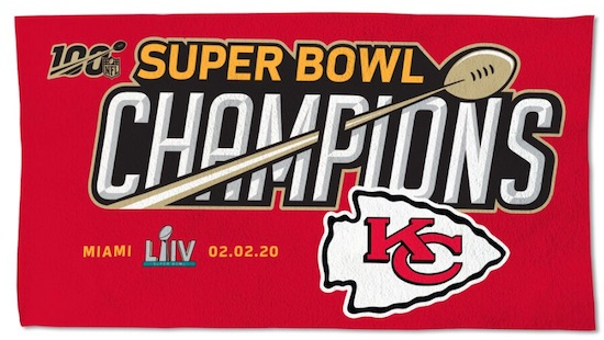 Kansas City Chiefs Super Bowl Champions Memorabilia Guide 12