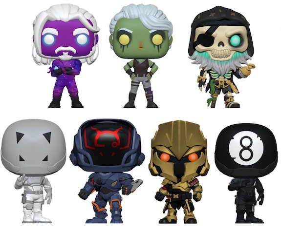 Ultimate Funko Pop Fortnite Figures Gallery and Checklist 47