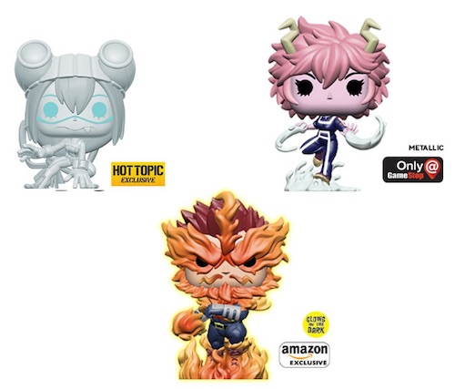 Ultimate Funko Pop My Hero Academia Figures Gallery and Checklist 47