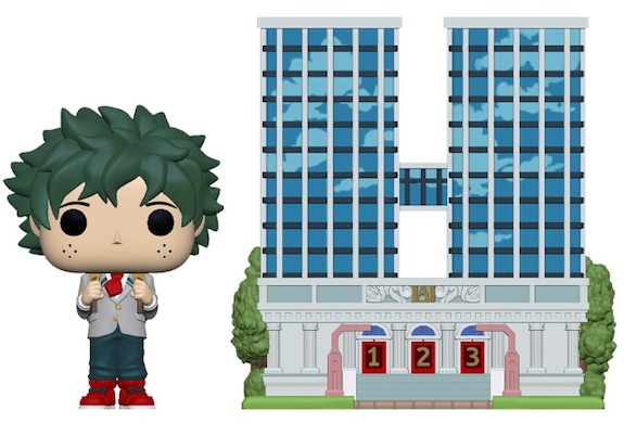 Ultimate Funko Pop My Hero Academia Figures Gallery and Checklist 49