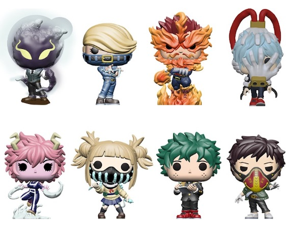 Ultimate Funko Pop My Hero Academia Figures Gallery and Checklist 46