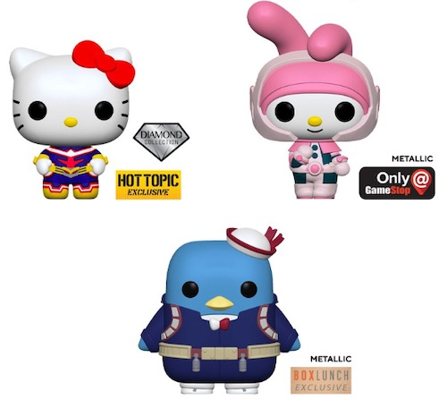 Ultimate Funko Pop Sanrio Figures Checklist and Gallery 33