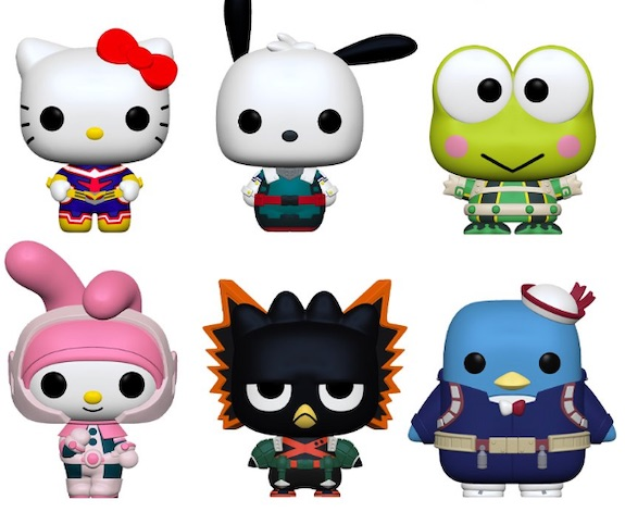 Ultimate Funko Pop Sanrio Figures Checklist and Gallery 32