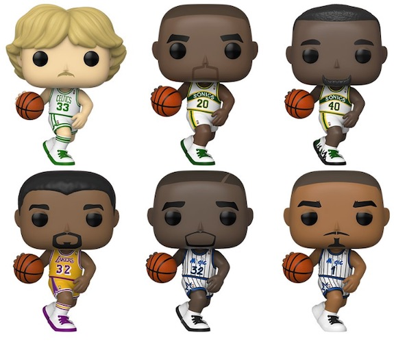 Ultimate Funko Pop NBA Basketball Figures Gallery and Checklist 84