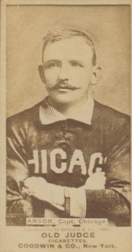 Top 10 Cap Anson Baseball Cards 11