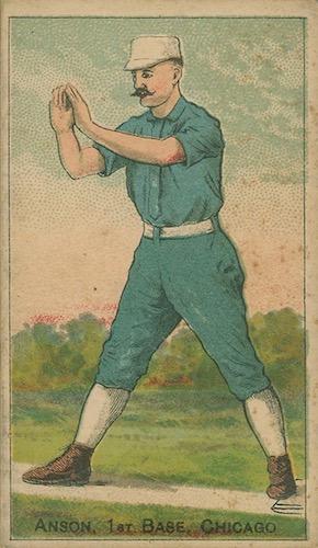 Top 10 Cap Anson Baseball Cards 10