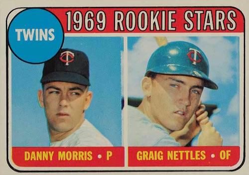 Top 10 Graig Nettles Baseball Cards 10