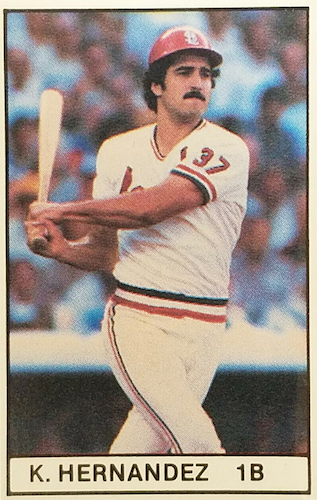 Top 10 Keith Hernandez Baseball Cards 2