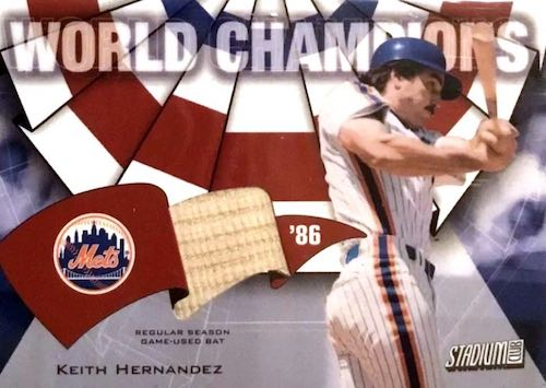 Top 10 Keith Hernandez Baseball Cards 3