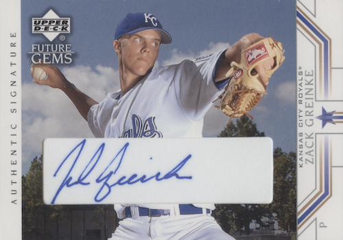 Top Zack Greinke Cards to Collect 9