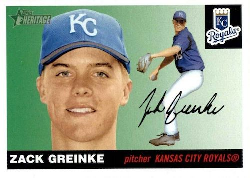 Top Zack Greinke Cards to Collect 4
