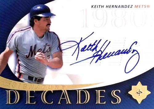 Top 10 Keith Hernandez Baseball Cards 9