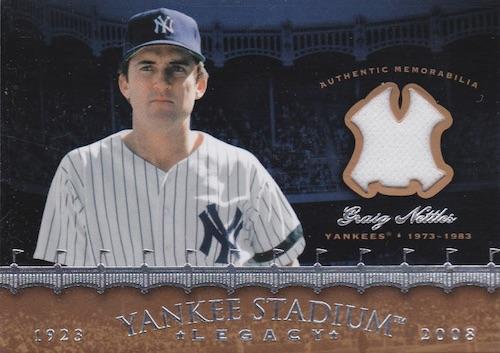 Top 10 Graig Nettles Baseball Cards 2