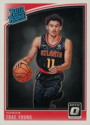 Top Trae Young Rookie Cards to Collect 1