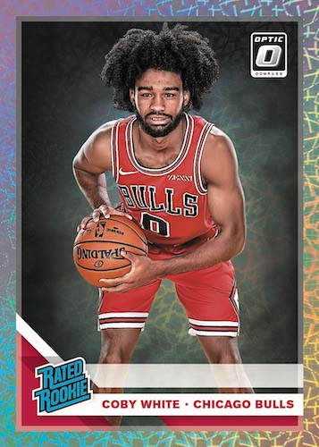 2019-20 Donruss Optic Premium Box Set Basketball Cards 6