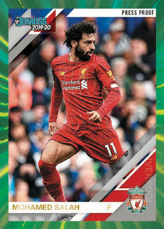 2019-20 Panini Chronicles Soccer Cards 2