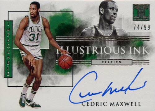 2019-20 Panini Impeccable Basketball Cards 12