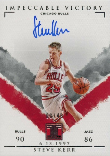 2019-20 Panini Impeccable Basketball Cards 14