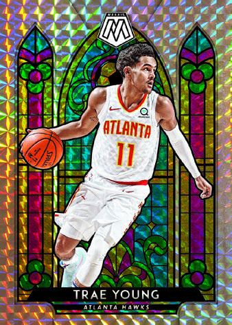 2019-20 Panini Mosaic Basketball Cards 5