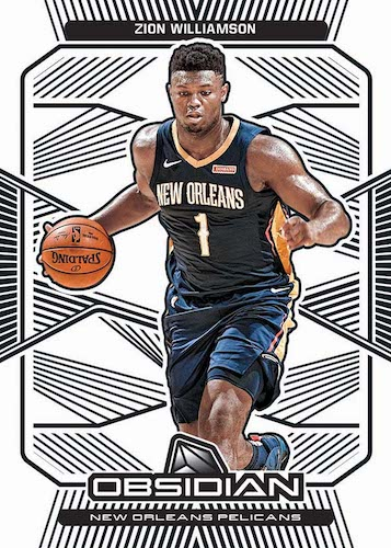 2019-20 Panini Obsidian Basketball Cards 3