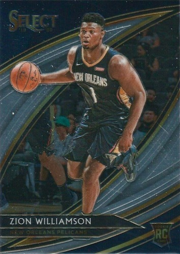 2019-20 Panini Select Basketball Cards 11
