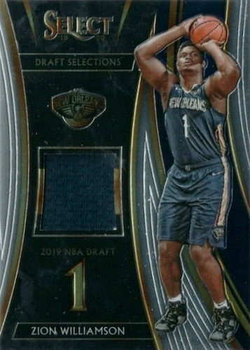 2019-20 Panini Select Basketball Cards 19