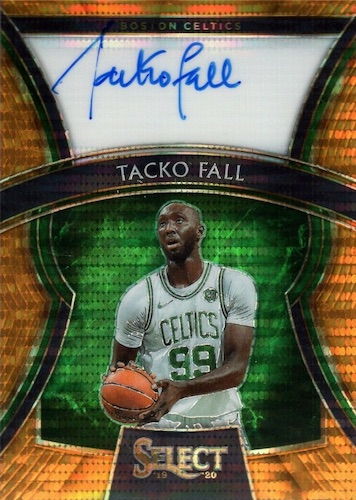 2019-20 Panini Select Basketball Cards 14
